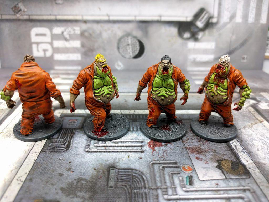 como pintar gordos berserker zombicide