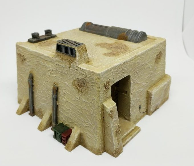 3D Printed Terrain Tutorials