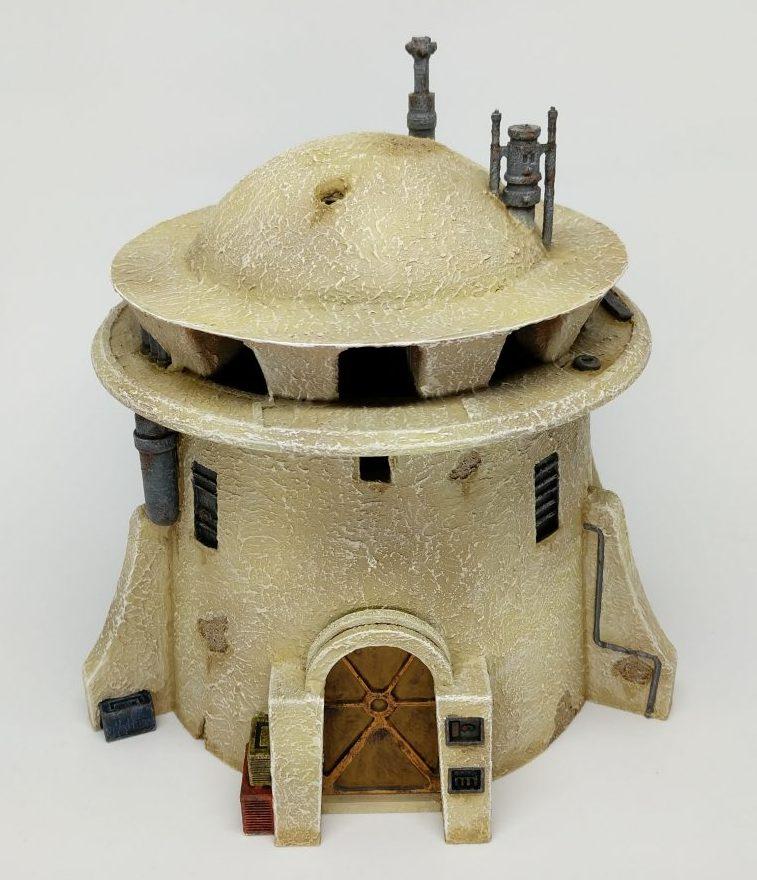 Desert Tower For Tatooine Star Wars Legion